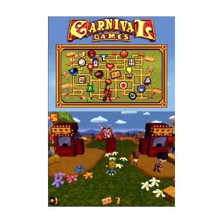 Carnival: Arriva Il Luna Park - Nintendo DS [Versione Italiana]