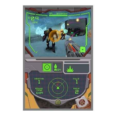 Metroid Prime: Hunters - Nintendo DS [Versione EU Multilingue]
