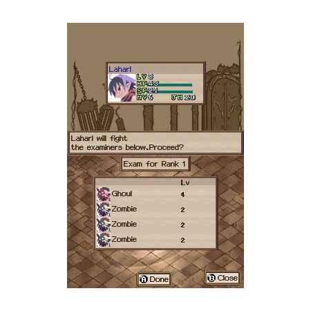 Disgaea DS - Nintendo DS [Versione Italiana]