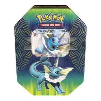 Pokemon Tin da collezione Potere degli Elementi - Vaporeon (IT)