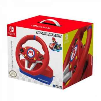 Volante HORI Mario Kart con Pedaliera Per Nintendo Switch