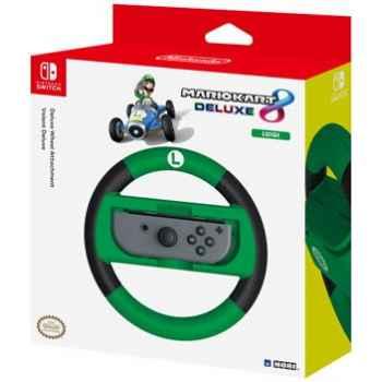 Volante Mario Kart 8 Deluxe - Luigi Per Nintendo Switch
