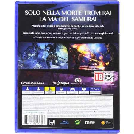 Nioh - PS4 [Versione Italiana]