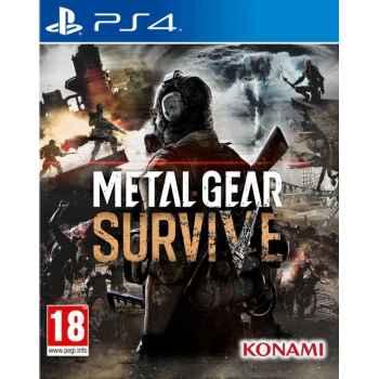 Metal Gear Survive - PS4 [Versione EU Multilingue]