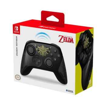 Controller Wireless HORIPAD - Zelda Per Nintendo Switch