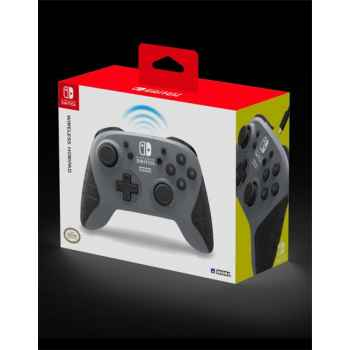 Controller Wireless HORIPAD - Grigio Per Nintendo Switch