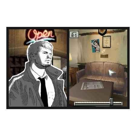 Hotel Dusk: Room 215 - Nintendo DS [Versione Italiana]