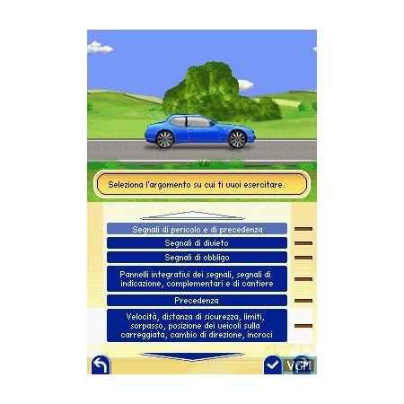 Driver License Trainer Italia - Nintendo DS [Versione Italiana]