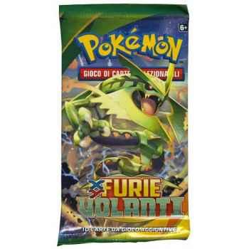 Pokemon XY Furie Volanti busta 10 carte (IT)