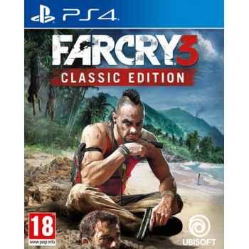 Far Cry 3 - Classic Edition - PS4 [Versione Italiana]