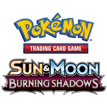 Pokemon Sun and Moon Burning Shadows busta 10 carte in blister (ENG)