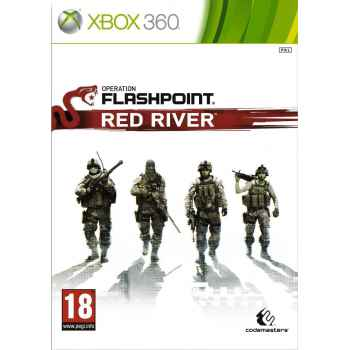 Operation Flashpoint Red River  - Xbox 360 [Versione Italiana]