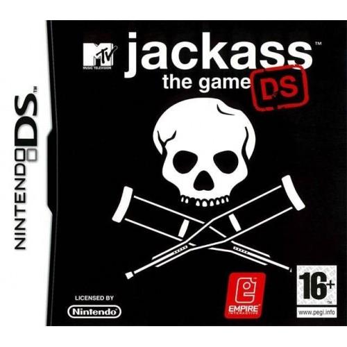 Jackass DS - Nintendo DS [Versione Italiana]