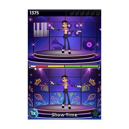 Michael Jackson The Experience - Nintendo DS [Versione Italiana]