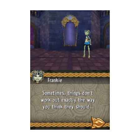 Monster High: 13 Desideri - Nintendo DS [Versione Italiana]