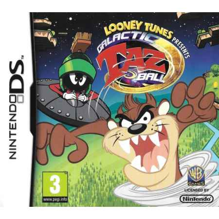 Looney Tunes Presenta: Galactic Taz Ball - Nintendo DS [Versione Italiana]