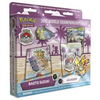 Pokemon World Championship 2017 mazzo 4 (ENG)