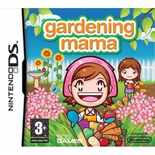 Gardening Mama - Nintendo DS [Versione Italiana]