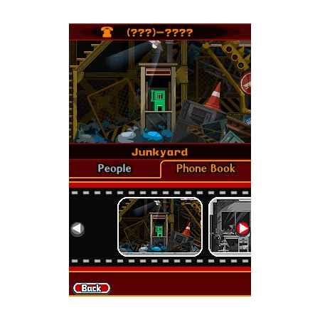 Ghost Trick: Detective Fantasma - Nintendo DS [Versione Italiana]
