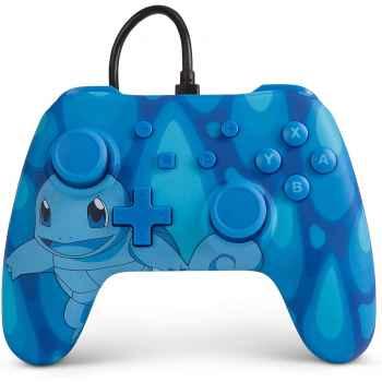 Controller Cablato PowerA Pokémon Per Nintendo Switch – Torrent Squirtle - Nintendo Switch