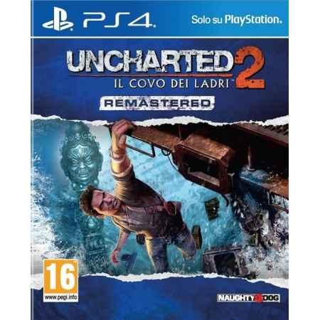 Uncharted 2: Il Covo Dei Ladri - PS4 [Versione Italiana]