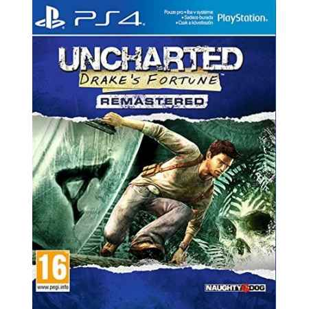 Uncharted: Drake's Fortune Remastered - PS4 [Versione Italiana]