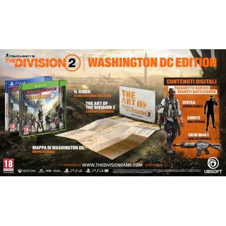 Tom Clancy's The Division 2 - Washington D.C. Edition - PS4 [Versione Italiana]