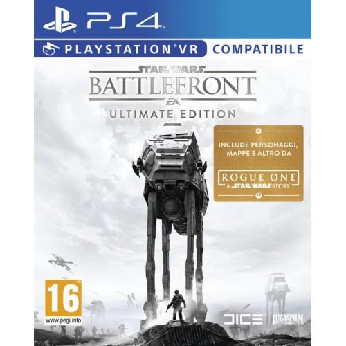 Star Wars Battlefront - Ultimate Edition - PS4 [Versione EU Multilingue]