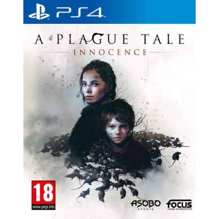 A Plague Tale: Innocence - PS4 [Versione Italiana]