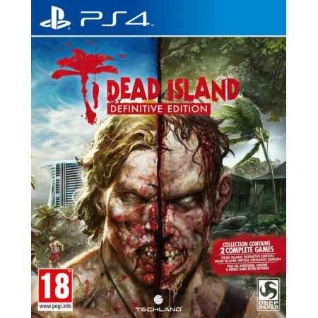 Dead Island - Definitive Collection - PS4 [Versione Italiana]