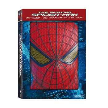 The Amazing Spider-Man Edizione Limitata - Blu-Ray (2012)