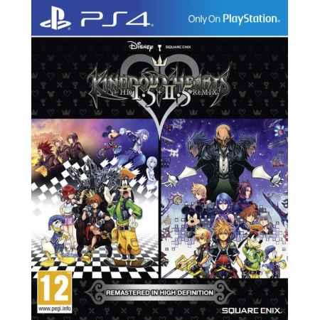 Kingdom Hearts HD 1.5 + 2.5 ReMIX - PS4 [Versione EU Multilingua]