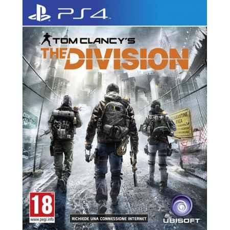Tom Clancy's The Division - PS4 [Versione Italiana]