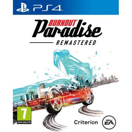 Burnout Paradise Remastered - PS4 [Versione Italiana]