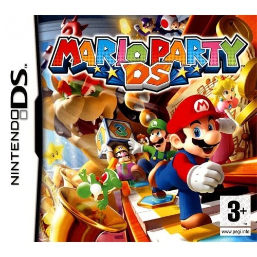 Mario Party DS - Nintendo DS [Versione Italiana]