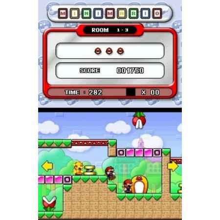 Mario vs Donkey Kong 2: Marcia Minimario - Nintendo DS [Versione Italiana]
