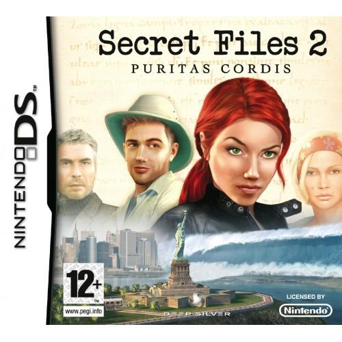 Secret Files 2: Puritas Cordis - Nintendo DS [Versione Italiana]