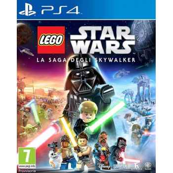 LEGO® Star Wars™: La Saga Degli Skywalker  - PS4 [Versione EU Multilingue]