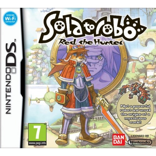 Solatorobo: Red The Hunter - Nintendo DS [Versione Italiana]