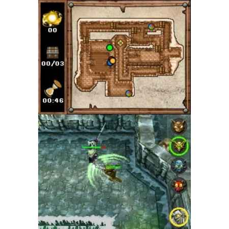 Overlord: Minions - Nintendo DS [Versione EU Multilingue]