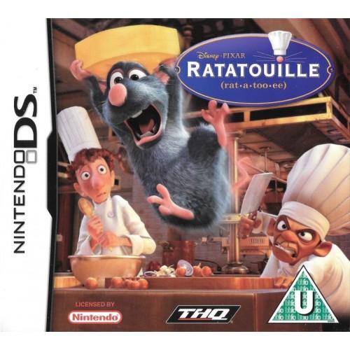 Ratatouille - Nintendo DS [Versione Italiana]