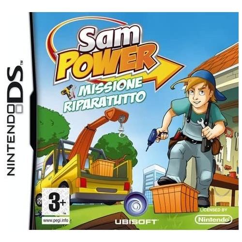 Sam Power Missione Riparatutto - Nintendo DS [Versione Italiana]