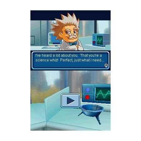 Science Papa - Nintendo DS [Versione Italiana]