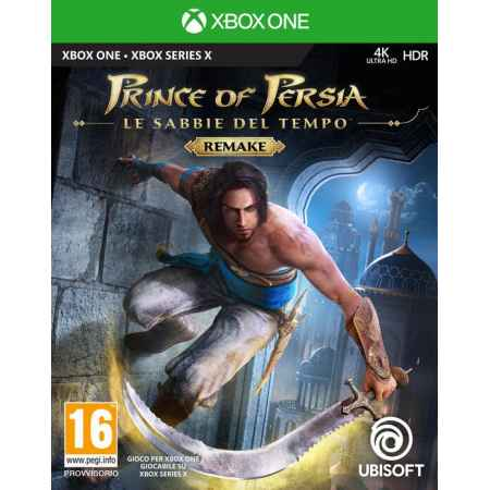 Prince of Persia: Le Sabbie del Tempo (Remake) - Xbox One [Versione EU Multilingue]