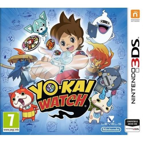 Yo-Kai Watch - Nintendo 3DS [Versione Italiana]