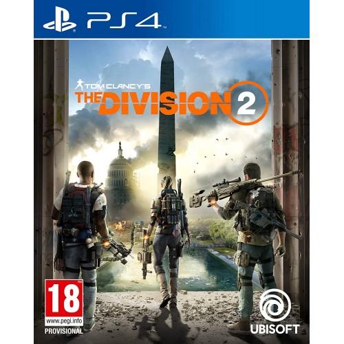 Tom Clancy's The Division 2 - PS4 [Versione Italiana]