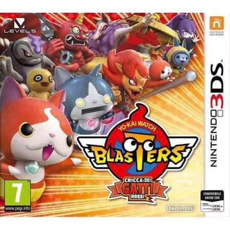 Yo-Kai Watch Blasters: Cricca Dei Gatti Rossi   - Nintendo 3DS [Versione Italiana]