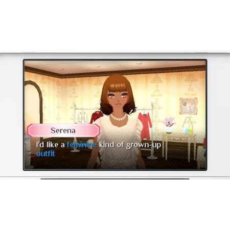 New Style Boutique 3 - La moda delle star  - Nintendo 3DS [Versione Italiana]