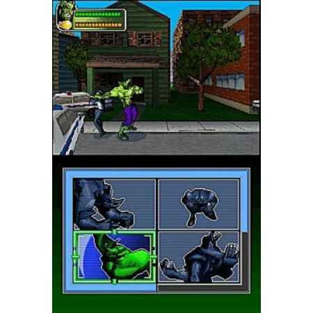 Spider-Man: Battle For New York - Nintendo DS [Versione Italiana]