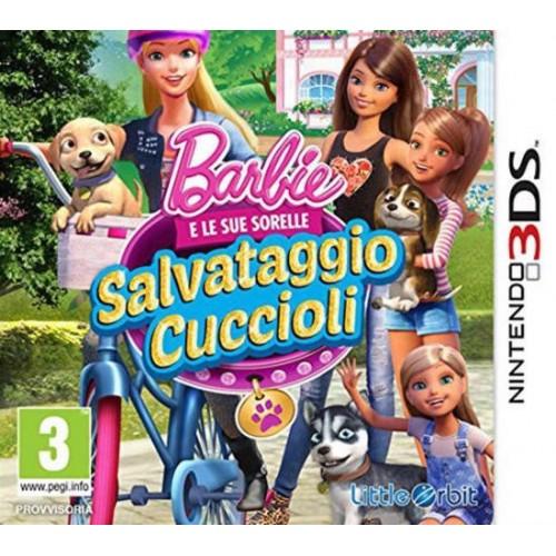 Barbie® e le sue sorelle: Salvataggio Cuccioli - Nintendo 3DS [Versione Italiana]